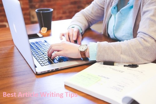 best article writing tips