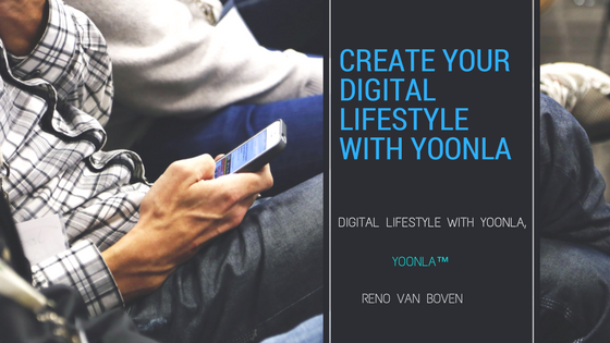 Create Your Digital Lifestyle with Yoonla