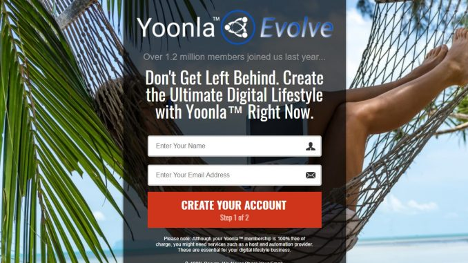 Digital lifestyle with Yoonla,